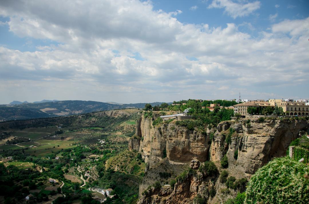 Ronda – miasto zawieszone na skałach