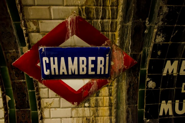 madryt chamberi
