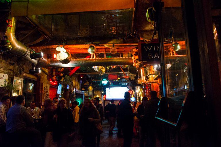 ruin pub budapeszt