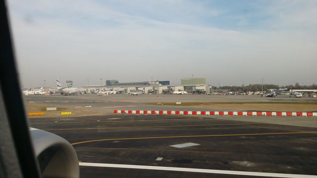 lotnisko Waw