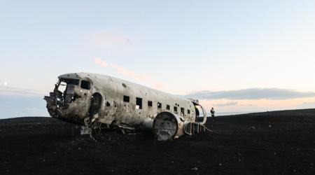 opuszczone miejsca na islandi