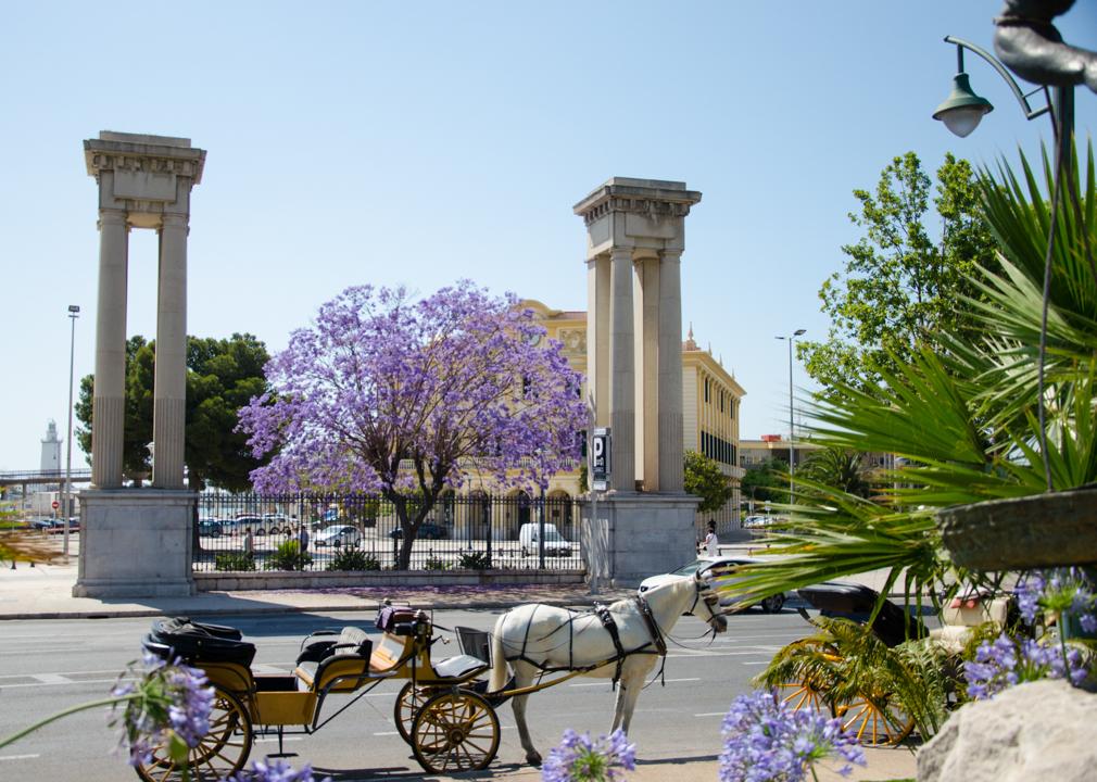 malaga hiszpania zwiedzanie (2)