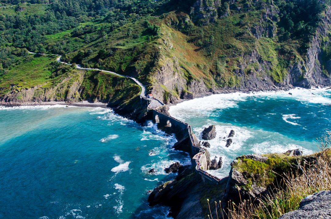 Najciekawsze miejsca w Kraju Basków