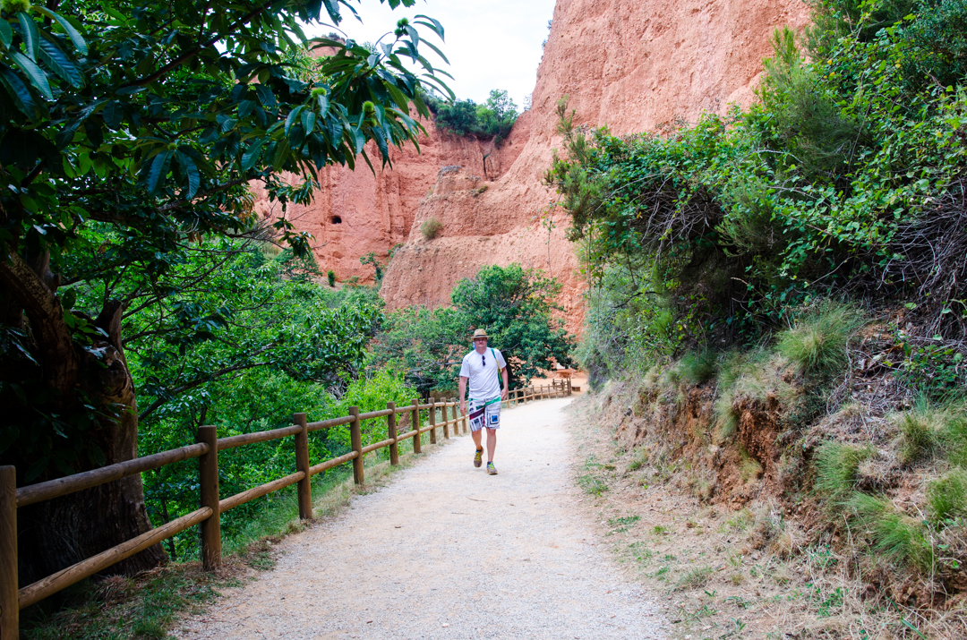 Las Medulas - rzymska kopalnia złota i nieziemskie skały (18)