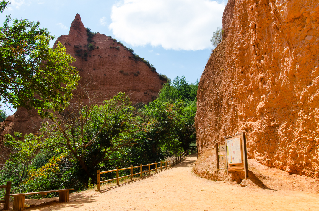 Las Medulas - rzymska kopalnia złota i nieziemskie skały (7)