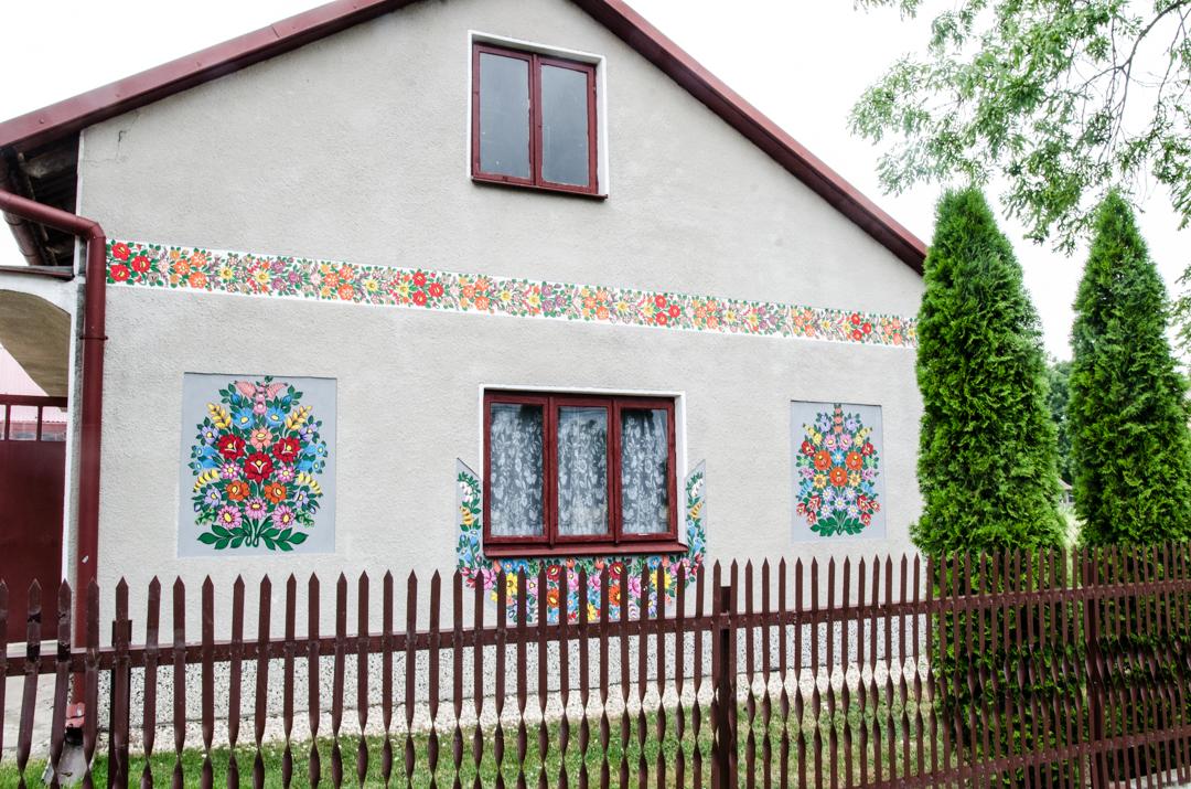 Malowana wieś Zalipie- czy jest przereklamowana (10)