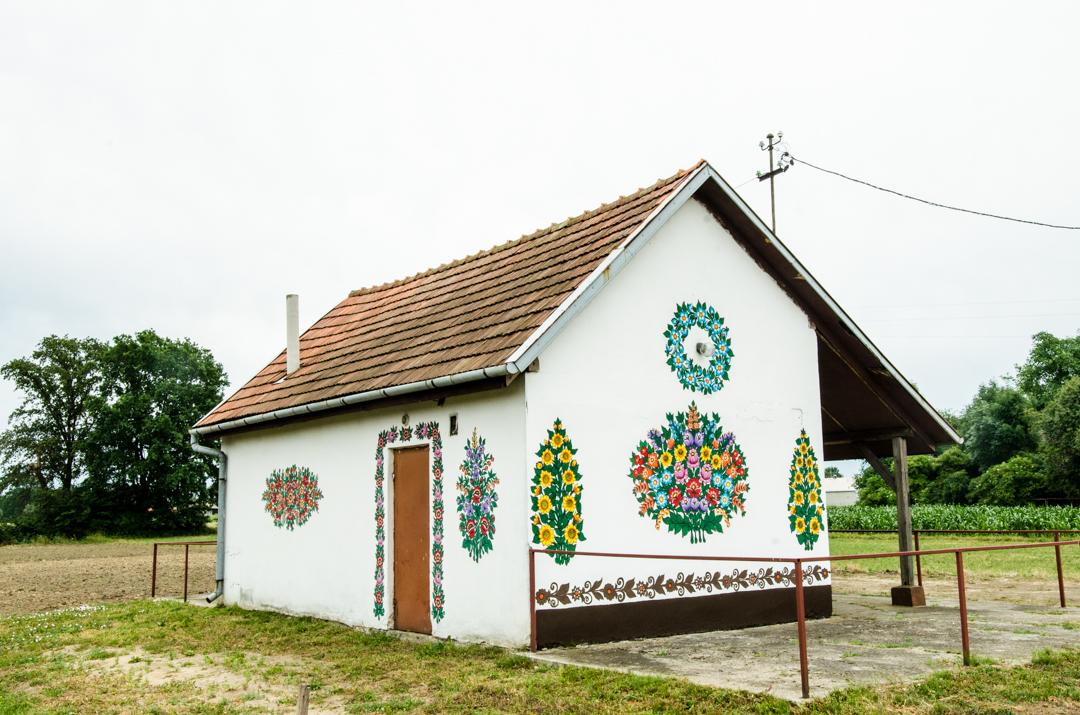 Malowana wieś Zalipie- czy jest przereklamowana (11)