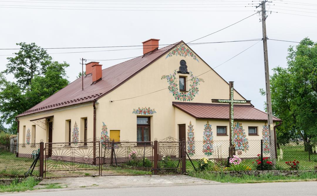 Malowana wieś Zalipie- czy jest przereklamowana (13)