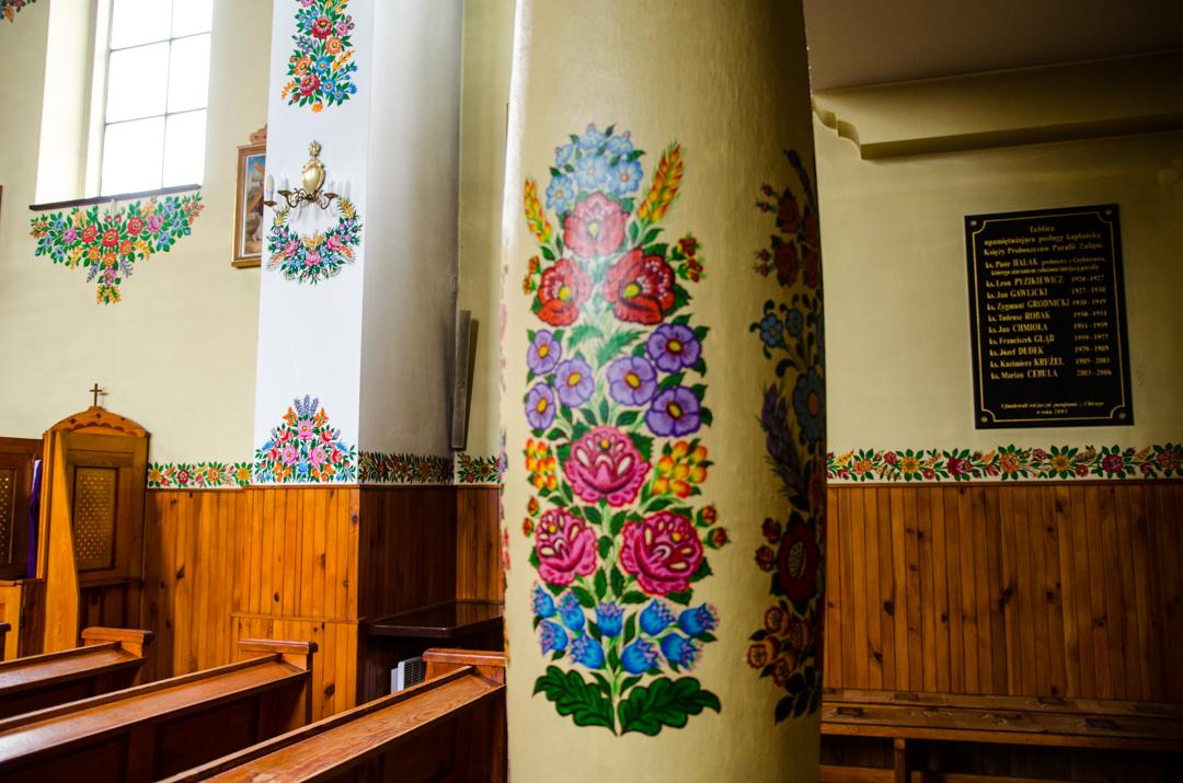 Malowana wieś Zalipie- czy jest przereklamowana (14)