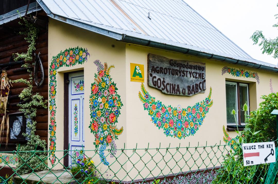 Malowana wieś Zalipie- czy jest przereklamowana (24)