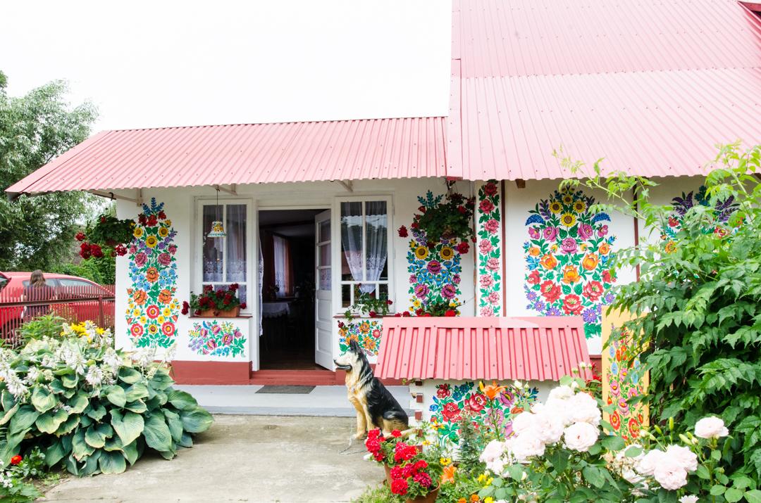 Malowana wieś Zalipie- czy jest przereklamowana (26)