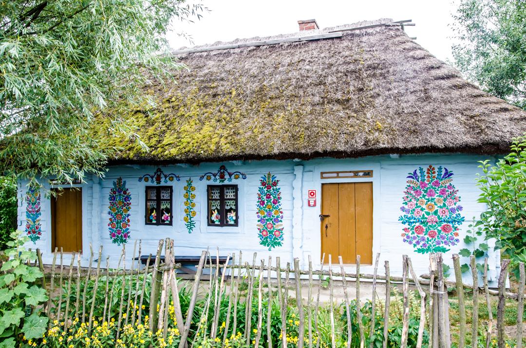 Malowana wieś Zalipie- czy jest przereklamowana (28)