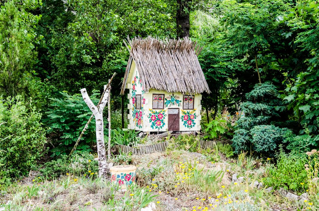 Malowana wieś Zalipie- czy jest przereklamowana (29)