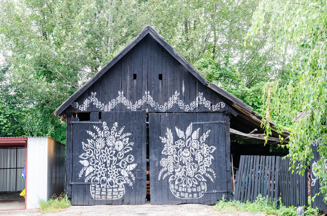 Malowana wieś Zalipie- czy jest przereklamowana (31)