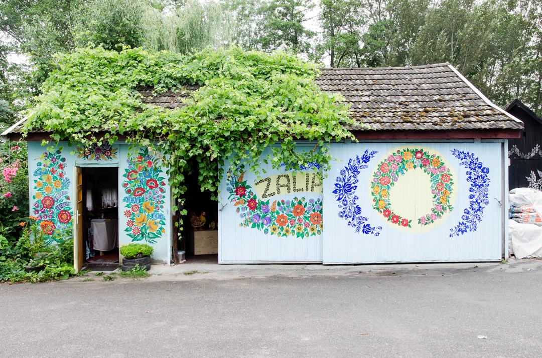 Malowana wieś Zalipie- czy jest przereklamowana (38)