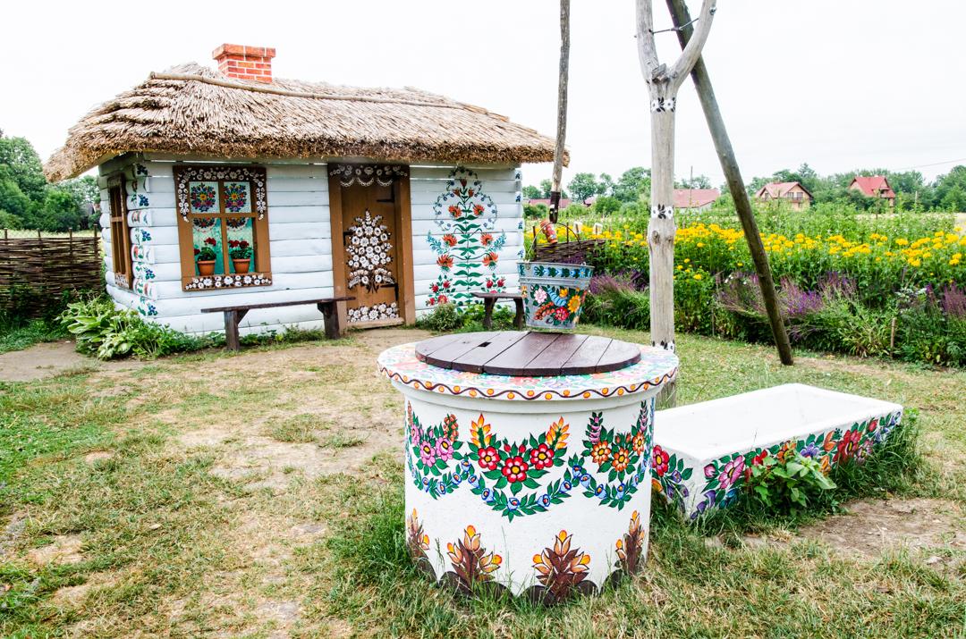 Malowana wieś Zalipie- czy jest przereklamowana (47)
