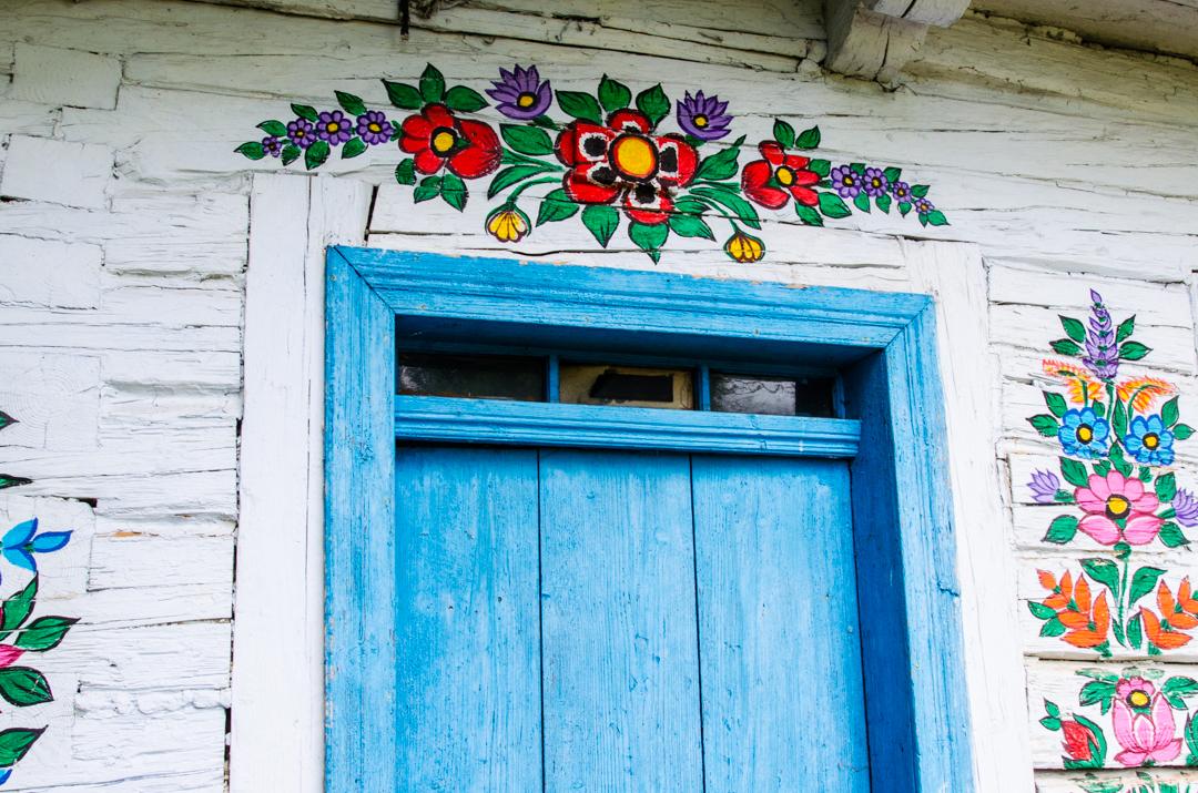 Malowana wieś Zalipie- czy jest przereklamowana (7)