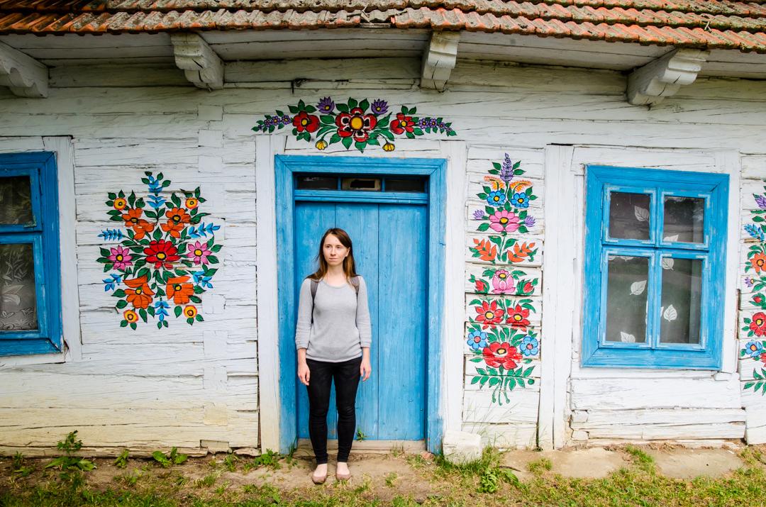 zalipie najładniejsza wieś w Polsce