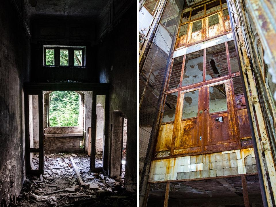 Opuszczony szpital dla chorych na gruźlicę w Beelitz (1)