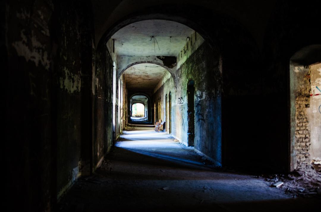 Opuszczony szpital dla chorych na gruźlicę w Beelitz (10)