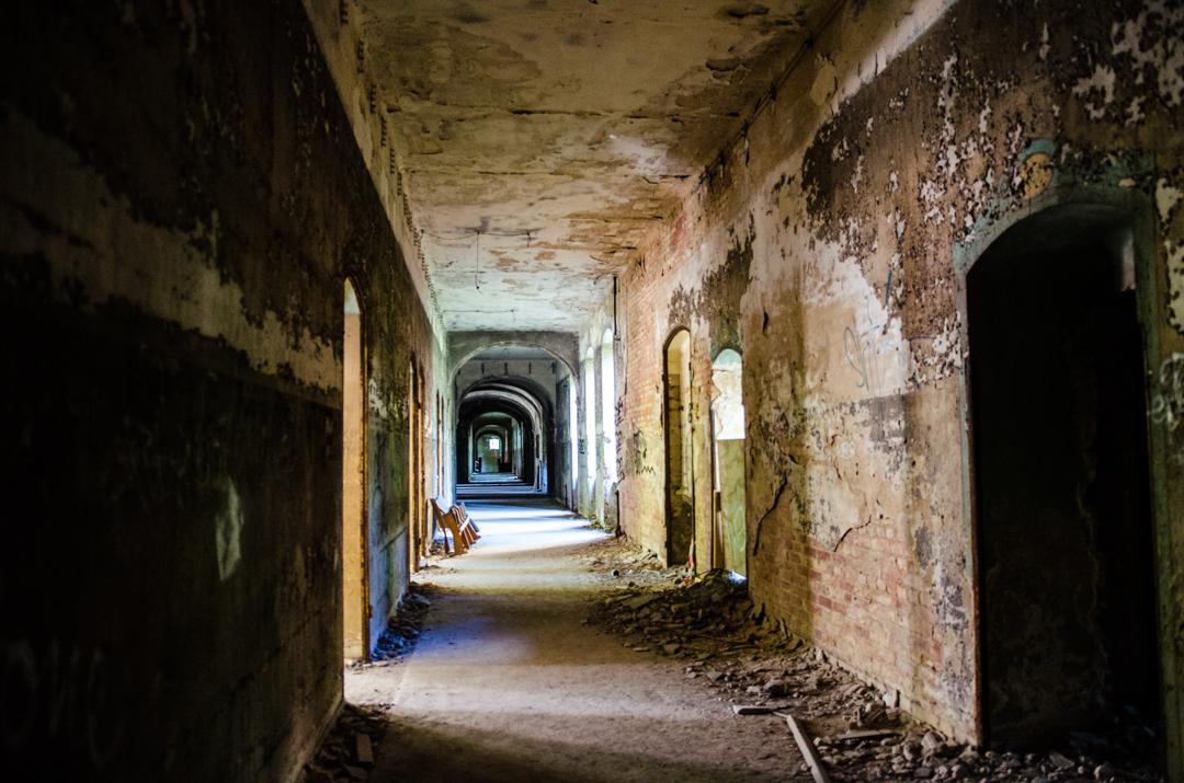 Opuszczony szpital dla chorych na gruźlicę w Beelitz (27)