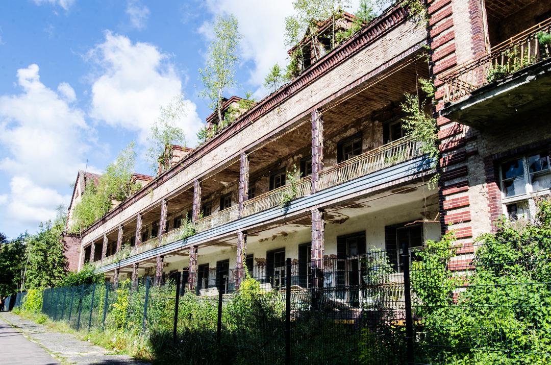 Opuszczony szpital dla chorych na gruźlicę w Beelitz (29)