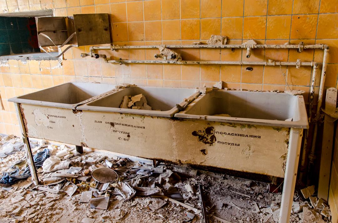 Opuszczony szpital dla chorych na gruźlicę w Beelitz (37)