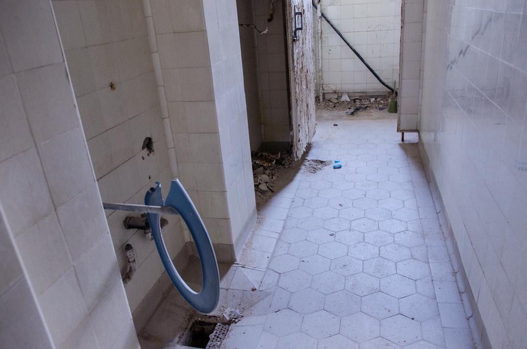 Opuszczony szpital dla chorych na gruźlicę w Beelitz (42)