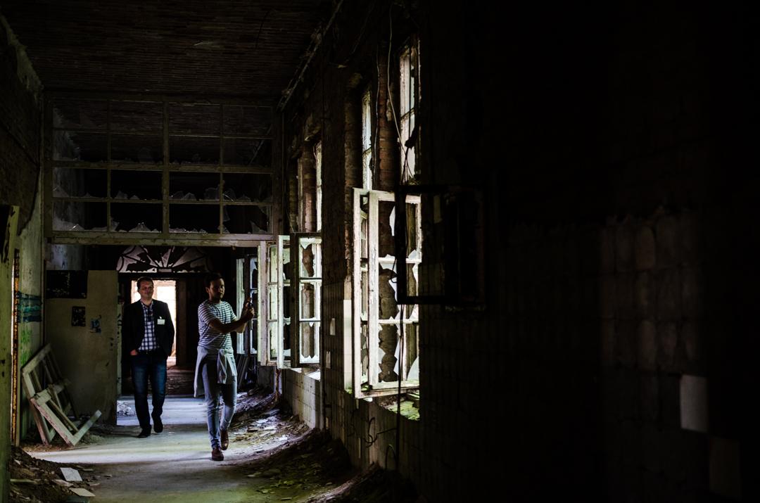Opuszczony szpital dla chorych na gruźlicę w Beelitz (47)