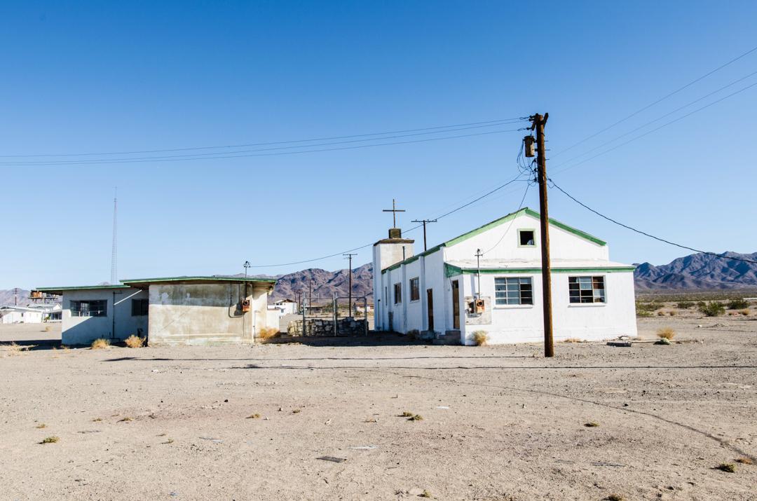 Amboy - opuszczone miasteczko na Drodze 66 (44)