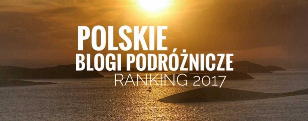 ranking blogrów podróżniczych