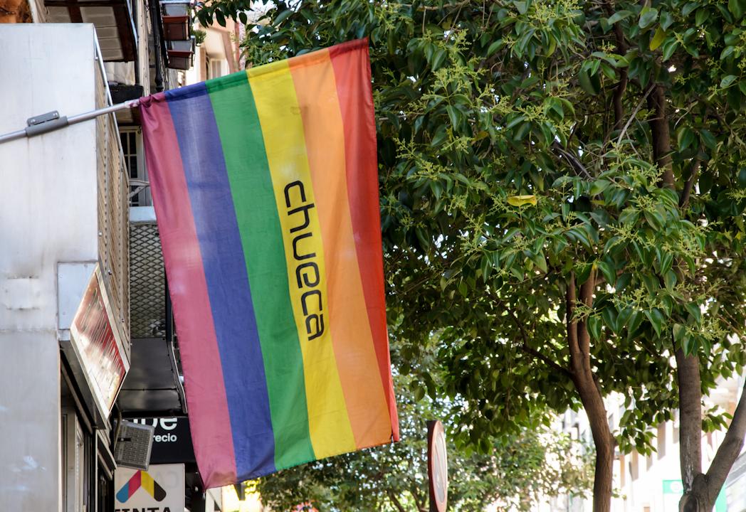 Homoseksualiści w Madrycie