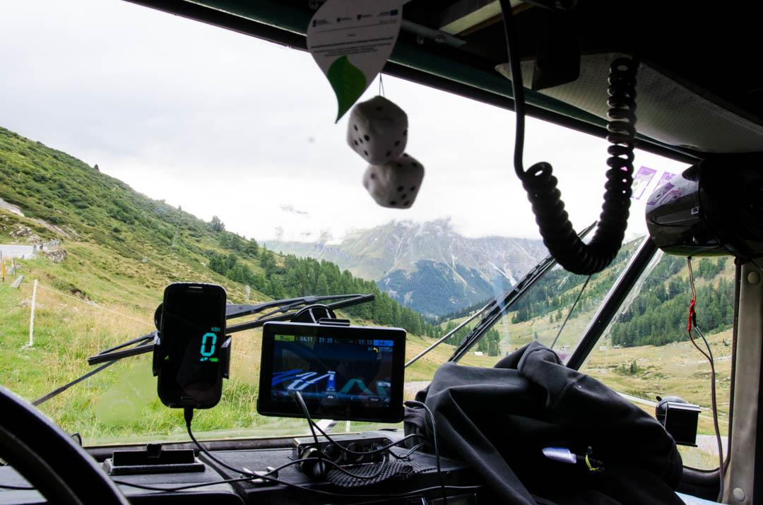 Złombol 2015 - Żukiem w Alpy