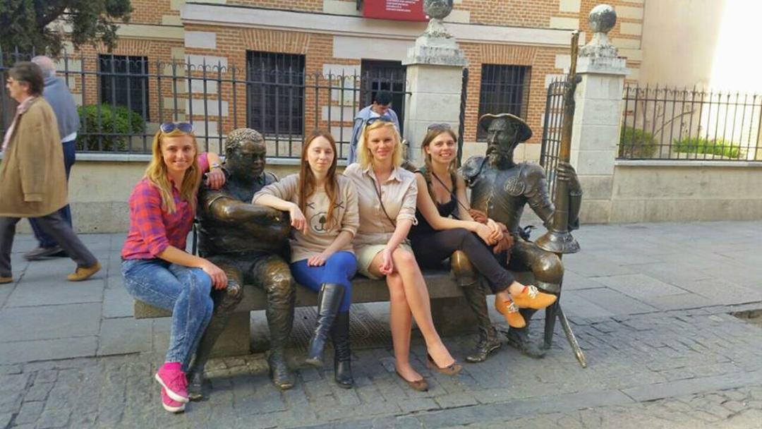 Życie jak w Madrycie – Erasmus w Hiszpanii
