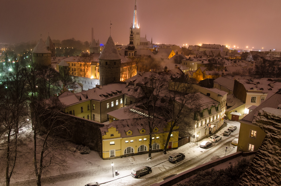 10 miejsc które musisz zobaczyć w Tallinnie