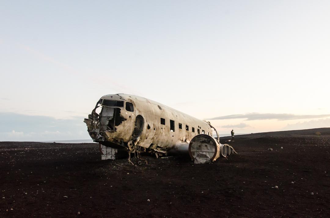 opuszczone miejsca na islandii