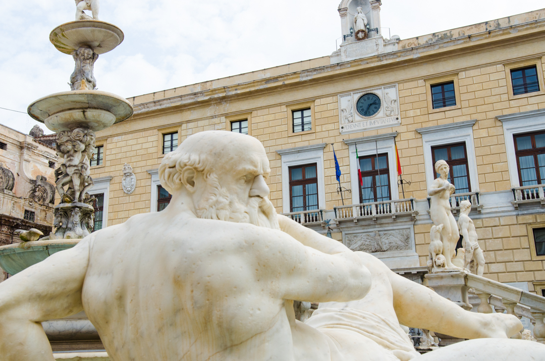 Palermo - tam gdzie mafia mówi dobranoc