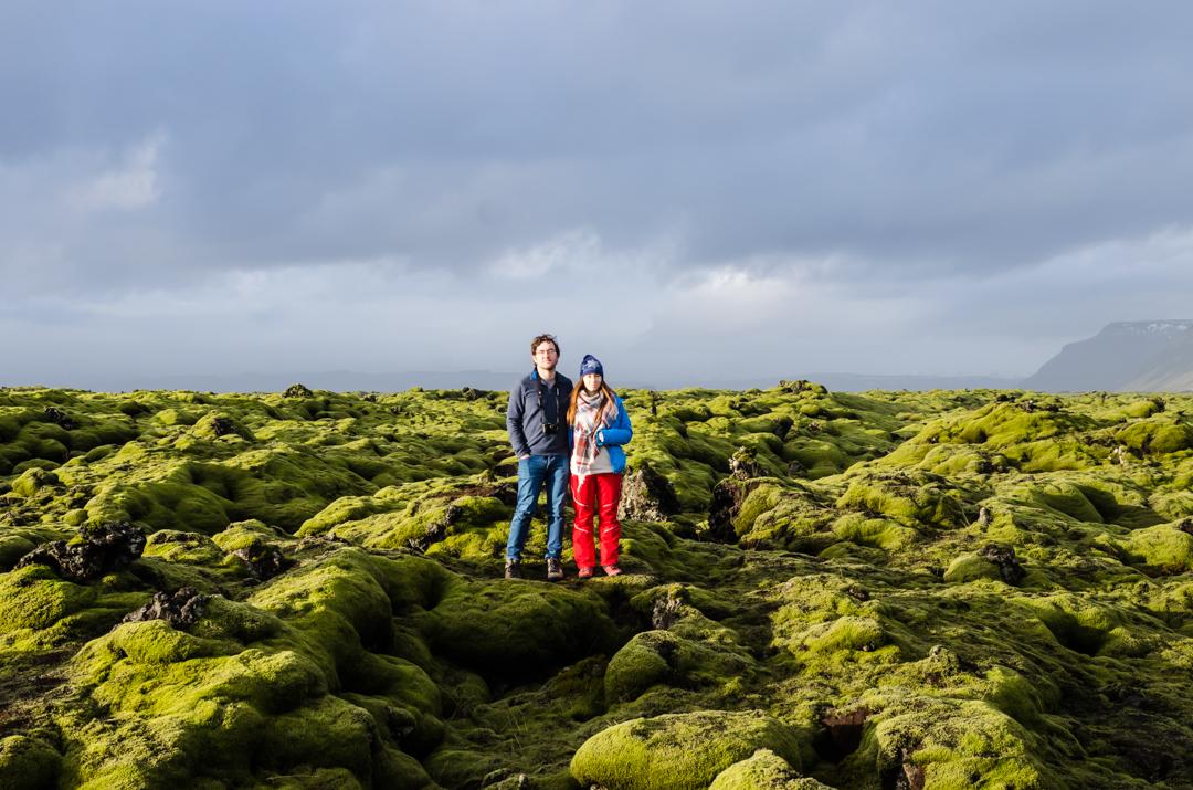 Pożegnanie z Islandią