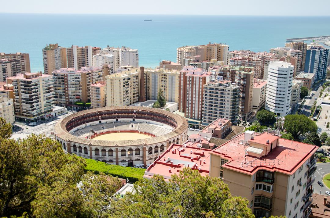 Malaga - słoneczne miasto na wybrzeżu Costa de Sol