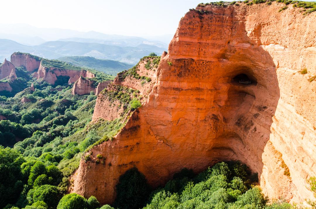 Las Medulas - rzymska kopalnia złota i nieziemskie skały (26)