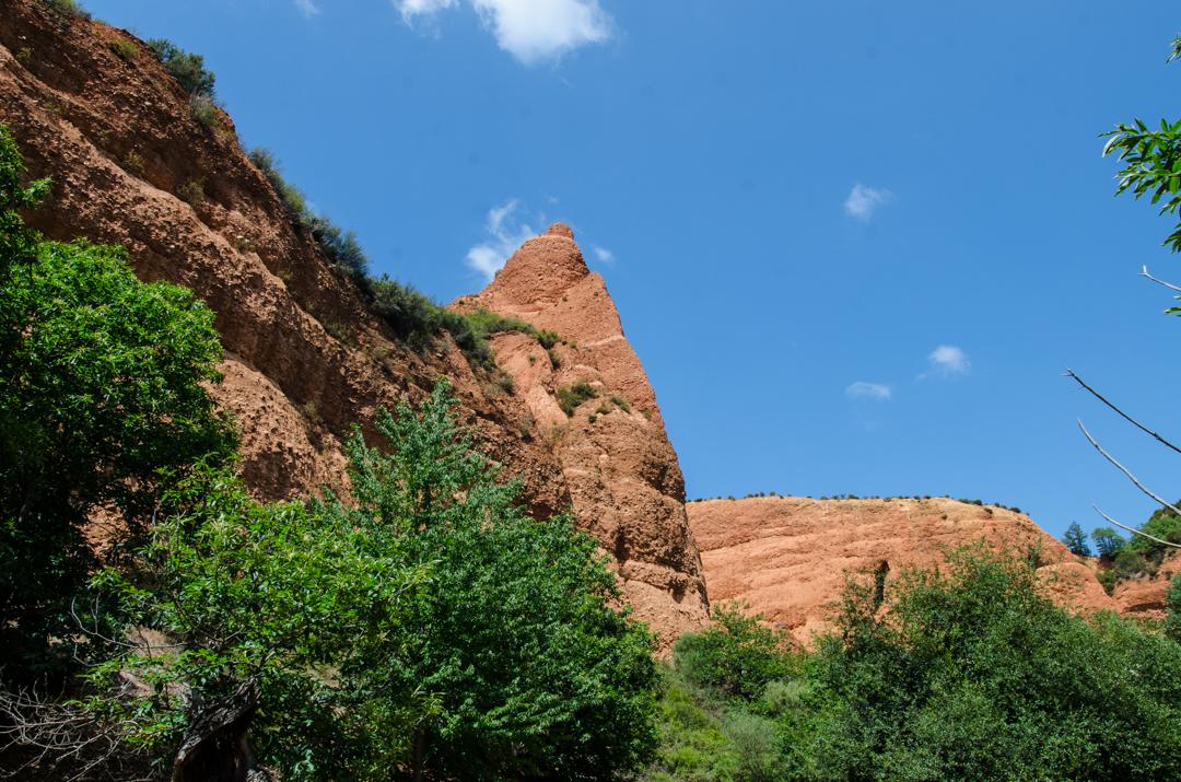 Las Medulas - rzymska kopalnia złota i nieziemskie skały (6)