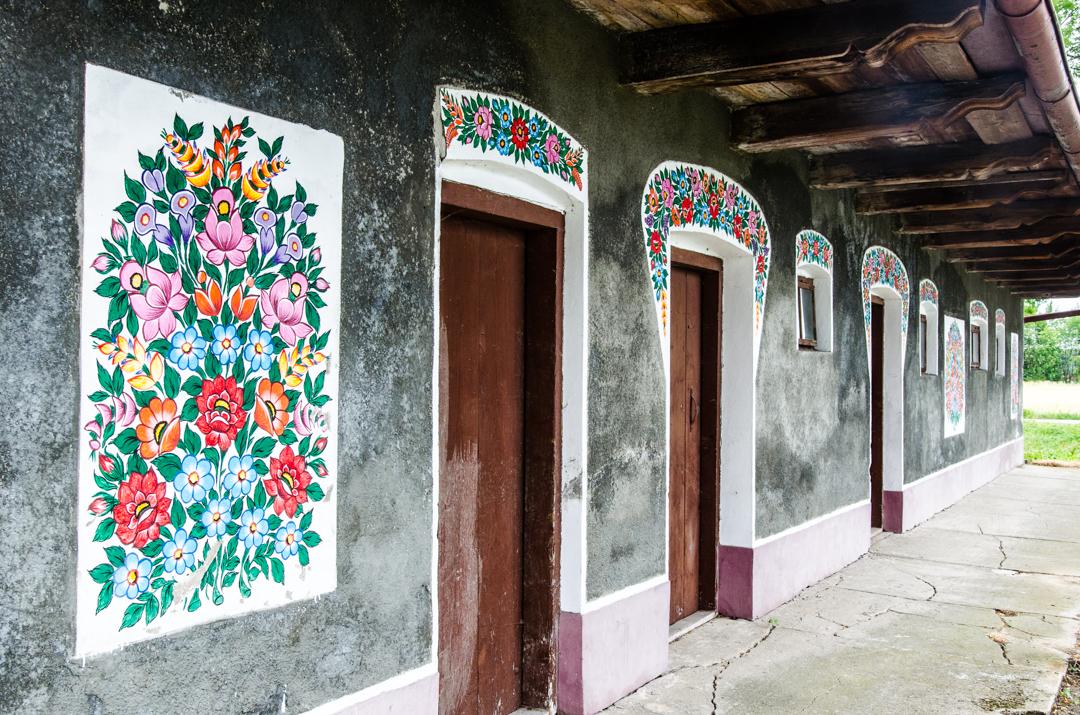 Malowana wieś Zalipie- czy jest przereklamowana (21)