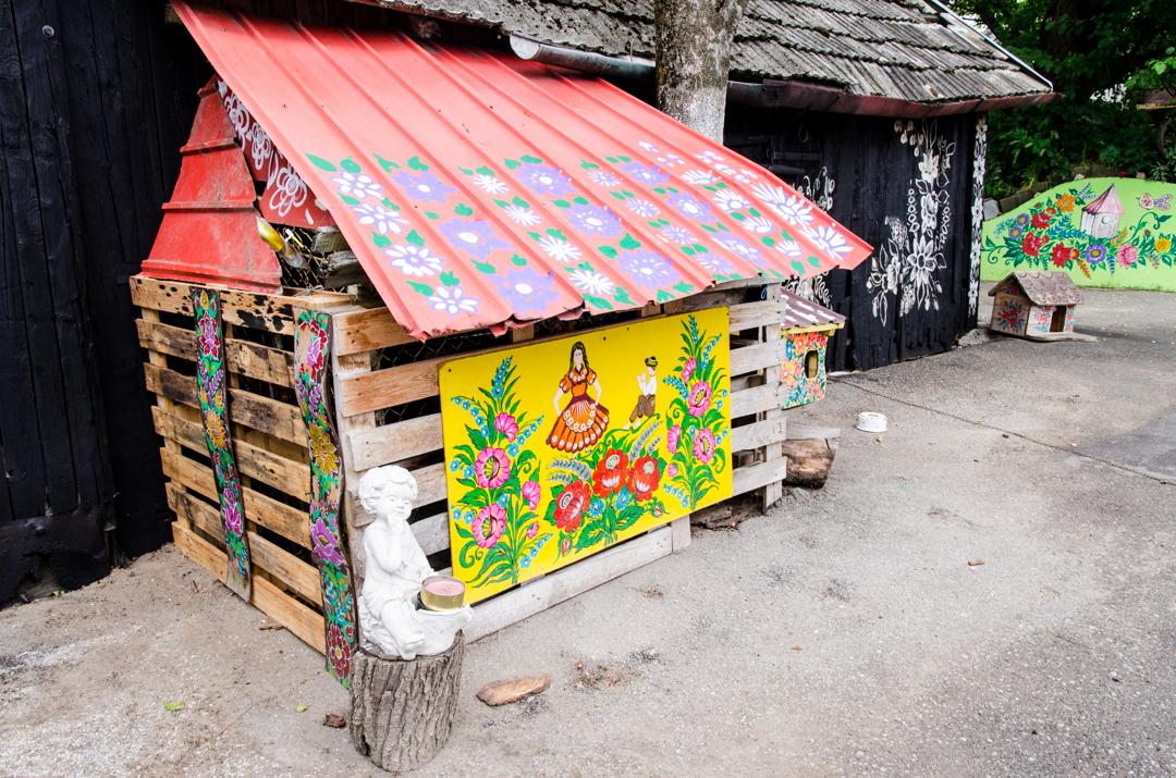 Malowana wieś Zalipie- czy jest przereklamowana (32)