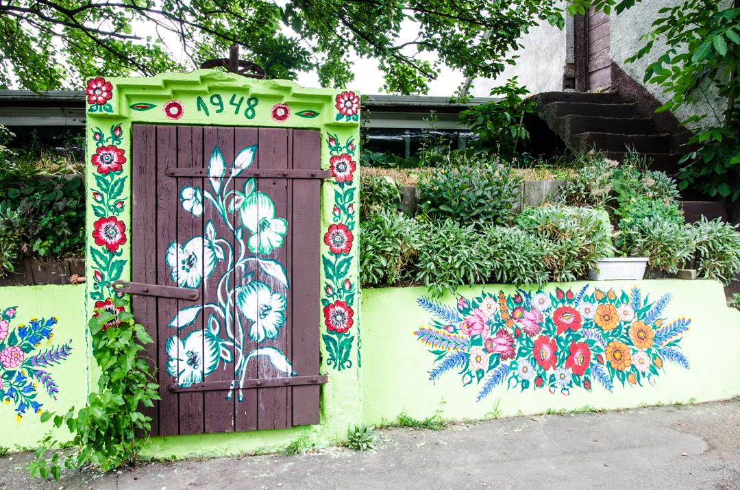 Malowana wieś Zalipie- czy jest przereklamowana (34)