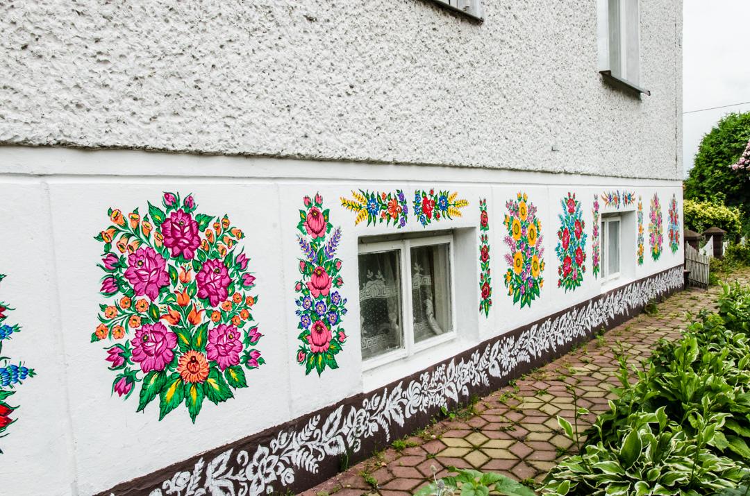 Malowana wieś Zalipie- czy jest przereklamowana (39)