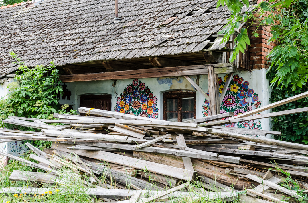 Malowana wieś Zalipie- czy jest przereklamowana (46)