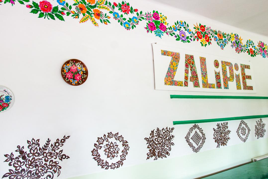 Malowana wieś Zalipie- czy jest przereklamowana (48)