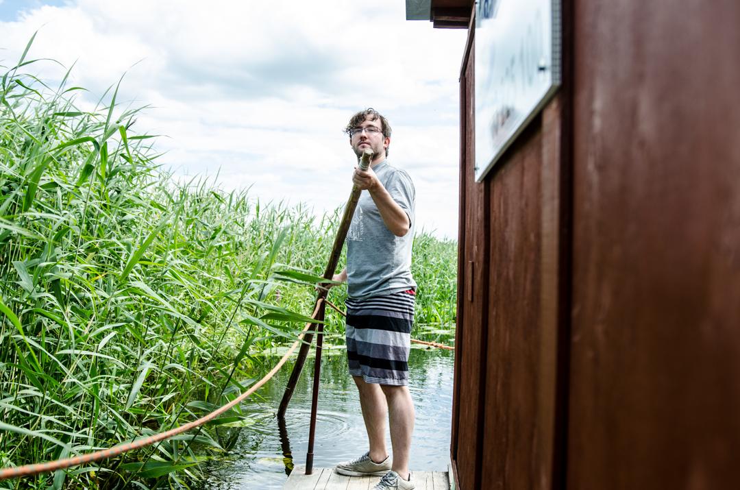 Weekend nad Biebrzą - spływ tratwą (29)