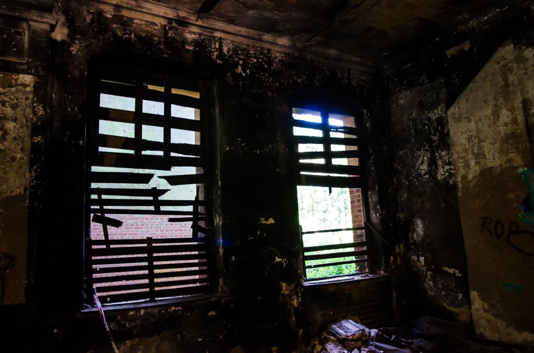 Opuszczony szpital dla chorych na gruźlicę w Beelitz (24)