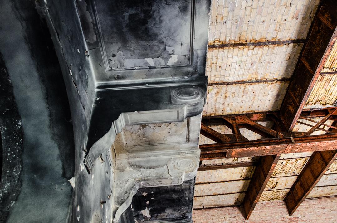 Opuszczony szpital dla chorych na gruźlicę w Beelitz (26)